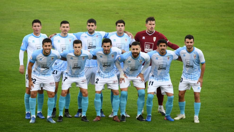 El Compostela de Yago Iglesias 'made in Santiago'  que supo cómo frenar al Deportivo