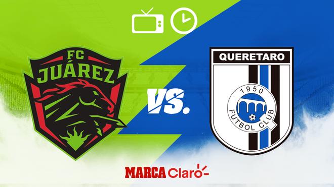 FC Juáres vs Querétaro: Horario y dónde ver.