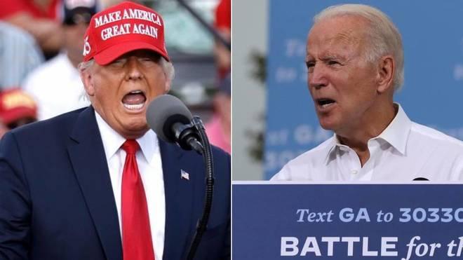 Elecciones Estados Unidos, Elecciones EEUU, Trump Biden