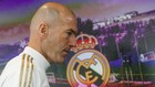 """Zidane: """"¿Lo de Benzema y Vinícius? Es bueno que pasen cosas"""""""