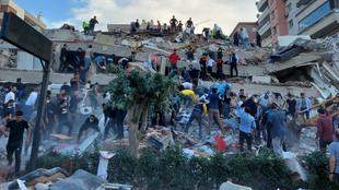 Terremoto y Tsunami en Turquía: esto es todo lo que se sabe hasta el...