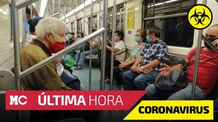 Casos confirmados y muertes por Covid-19 en México.  