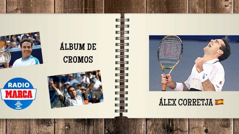 Álex Corretja, gran comentarista, mejor tenista