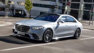 Prueba del Mercedes-Benz Clase S 2021