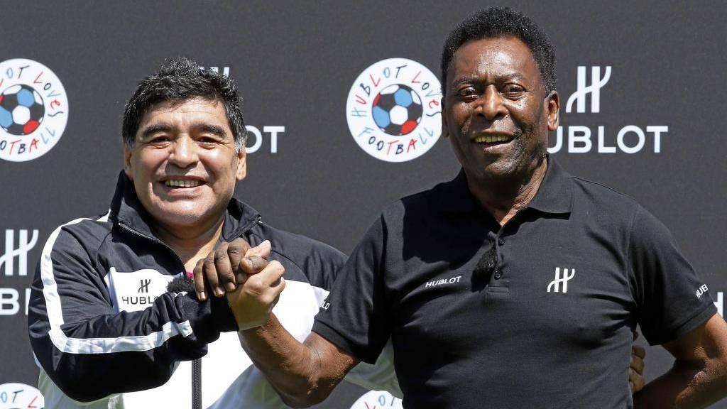 Maradona adds Napoli title win to 60th birthday wish list