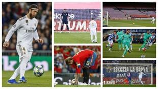 Así tira Sergio Ramos los penaltis... y por eso no falla