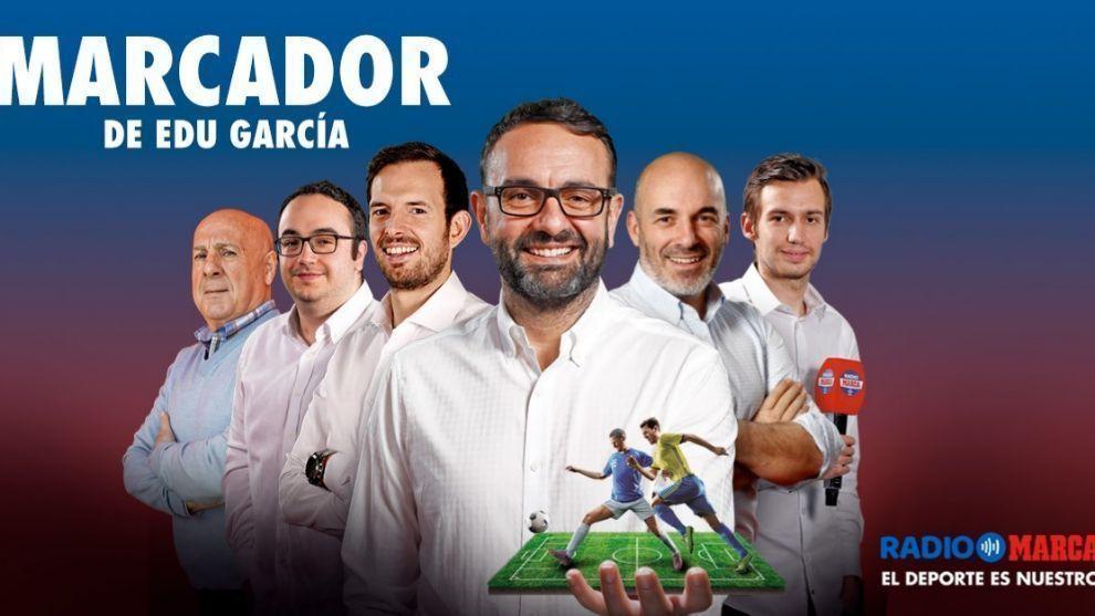 Escucha todos los goles de la Jornada 18 de LaLiga en Marcador