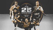 Vela, Cuauhtémoc y Giovani, nominados a los 25 Grandes de la MLS