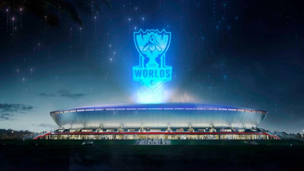 Resumen de la final Worlds League of Legends, Suning vs Damwon