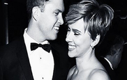 Scarlett Johansson, boda, Colin Jost