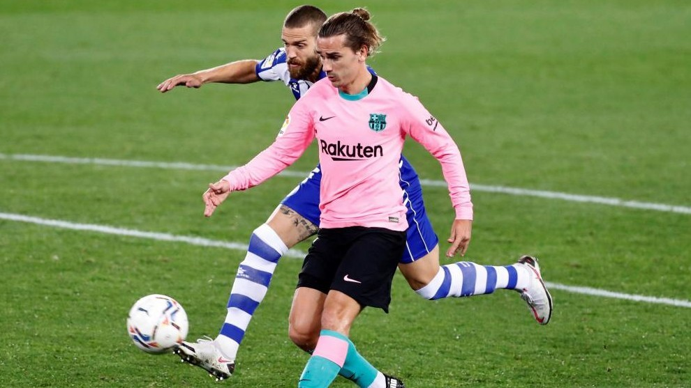 Griezmann: I was missing chances, but I'll keep working with humility