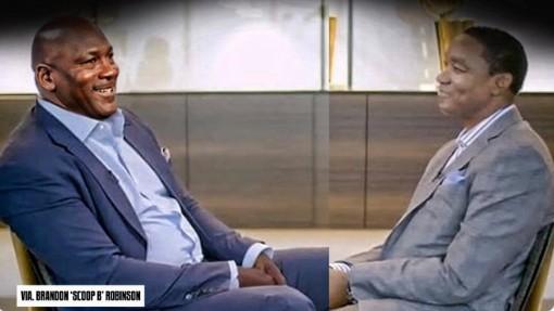 Isiah Thomas quiere un cara a cara con Jordan en TV para zanjar sus diferencias