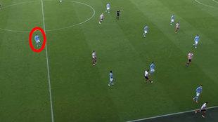 Pep lo vuelve a hacer: pone a Ferran como puso a Messi en el 2-6 contra el Madrid