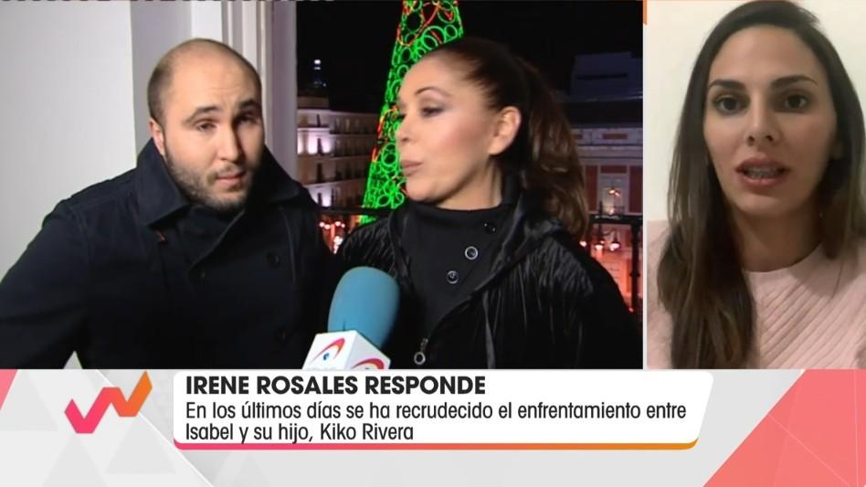 Kiko Rivera e Isabel Pantoja: Según Irene Rosales, pueden romper para...