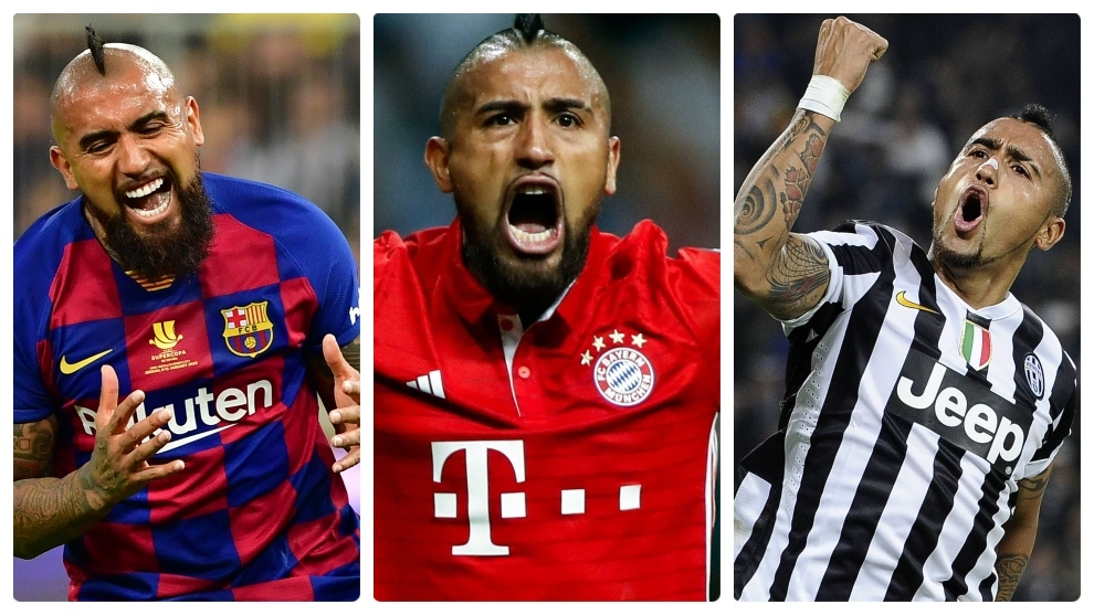 Arturo Vidal: From Real Madrid fan to Real Madrid hater
