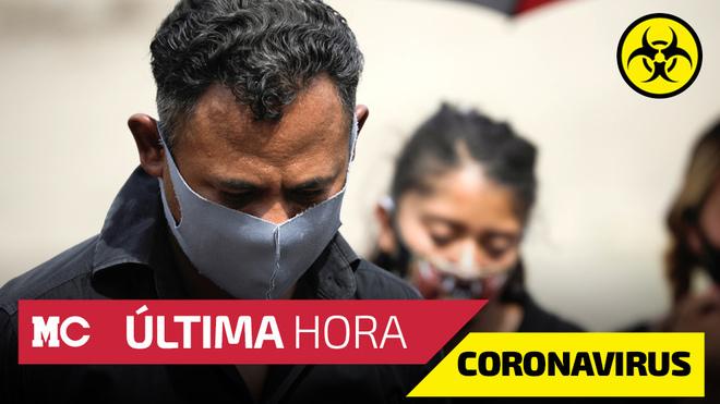 Covid-19 en vivo: muertos, contagios y noticias en vivo.