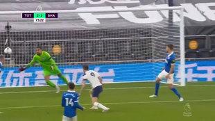 El gol que no querrán ver los madridistas: asistencia de Reguilón y cabeazo de Bale