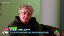 """Quique San Francisco: """"A Fernando Simón le llaman Pinocho por lo que dicen que miente"""""""