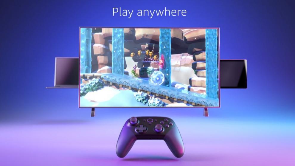 Luna, el nuevo servicio de Amazon para jugar a videojuegos en la nube