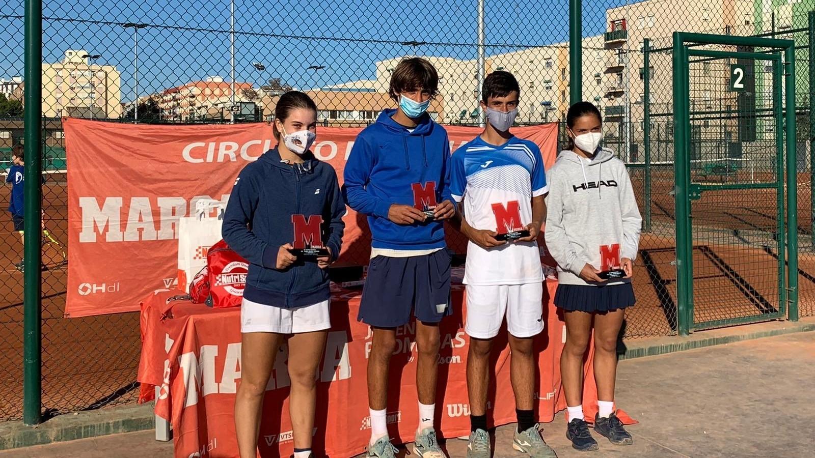 Yeray Andrés y Marta Soriano ganan el MARCA Promesas del Valencia...