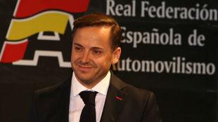 Manuel Aviñó, reelegido como presidente de la Federación Española...
