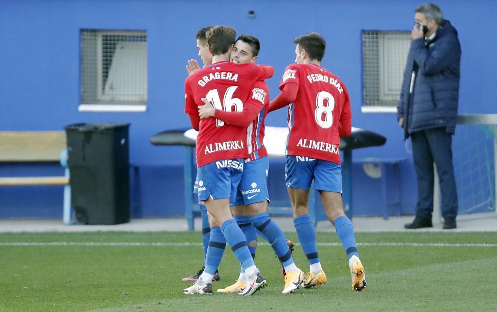 Sporting - Castellón en directo