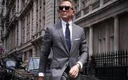 Daniel Craig como James Bond