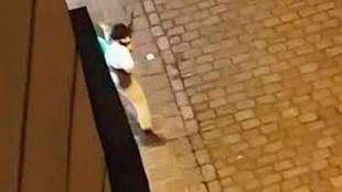 Atentados terroristas en Viena, capital de Austria.