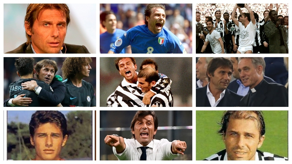 Antonio Conte: Inter's crazy coach who controls his players' diet and sex life