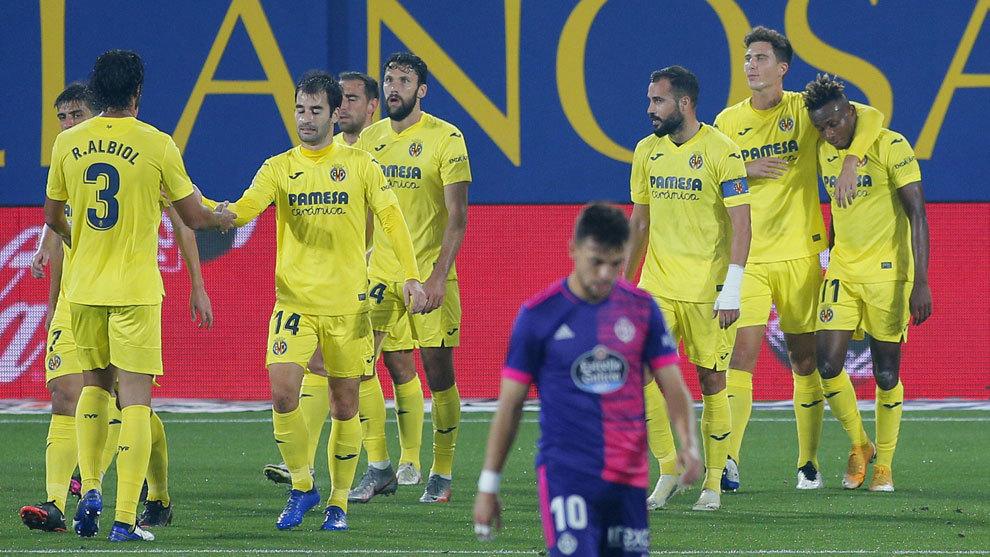 Medio Villarreal es más que este Valladolid