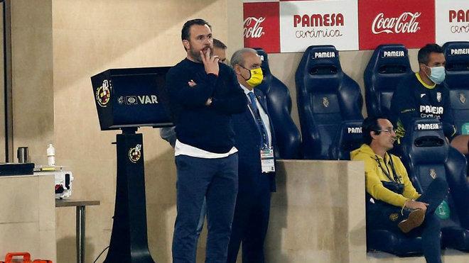 """Sergio: """"Tenemos que olvidarnos de la clasificación cuando jugamos"""""""