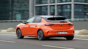 El Opel Corsa e se fabrica en la factoría PSA Figueruelas.