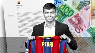 Las cifras del fichaje de Pedri por el Barça, al descubierto