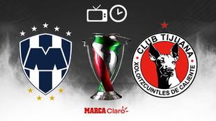 Final de Copa MX hoy en vivo: Monterrey vs Xolos en directo online;...