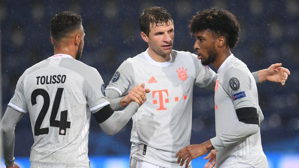 El Real Madrid por fin reacciona, mientras Bayern, Liverpool y City siguen firmes