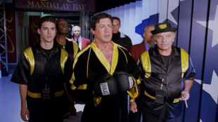 Fotograma de la película 'Rocky Balboa' (2006), con...