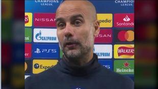 """Guardiola se resigna ante el nuevo fútbol:  """"Ya no existen entrenadores"""""""
