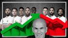 La columna vertebral de Zidane, el nuevo fijo, los olvidados...