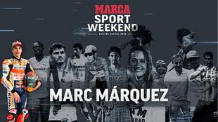 Marc Márquez: Los gigantes a veces también  descansan