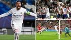 """""""Mis goles favoritos"""": Ramos nos elige 5 de sus 100 dianas"""