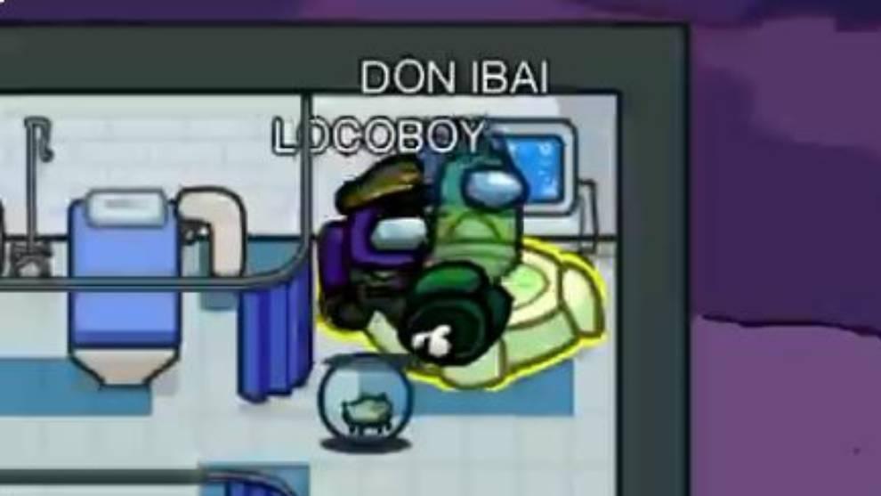 Vegetta matando a Ibai