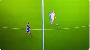 La acción de Messi que ha revolucionado hoy las redes sociales