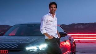 Di Grassi ha sido campeón de la Fórmula E en 2017 y es embajador de...