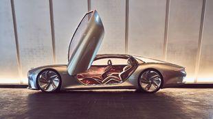 El EXP 100 GT concept car fue el primer anticipo de un Bentley...