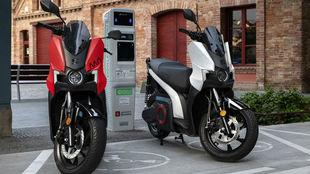 La Seat Mó eScooter 125, la moto eléctrica de Seat fabricada por...