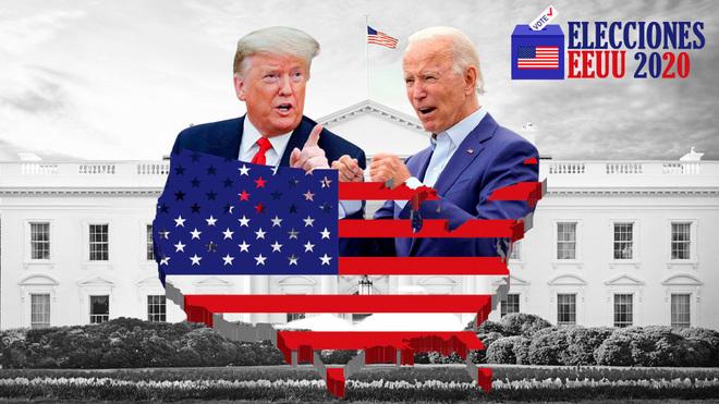 Elecciones Estados Unidos 2020, resultados USA en directo | Ganador y  últimas noticias de Trump y Biden | Marca.com