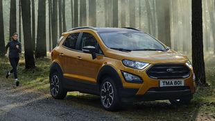 El Ford EcoSport Active está pensado para clientes que disfrutan del...