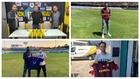 Joan Verdú y Sergio García, Charles, Cata Díaz, Dani Benítez...