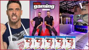 MARCA Gaming Show: Jaime Nava y la primera residencia gamer. ¡Sorteamos 5 NBA 2K21!