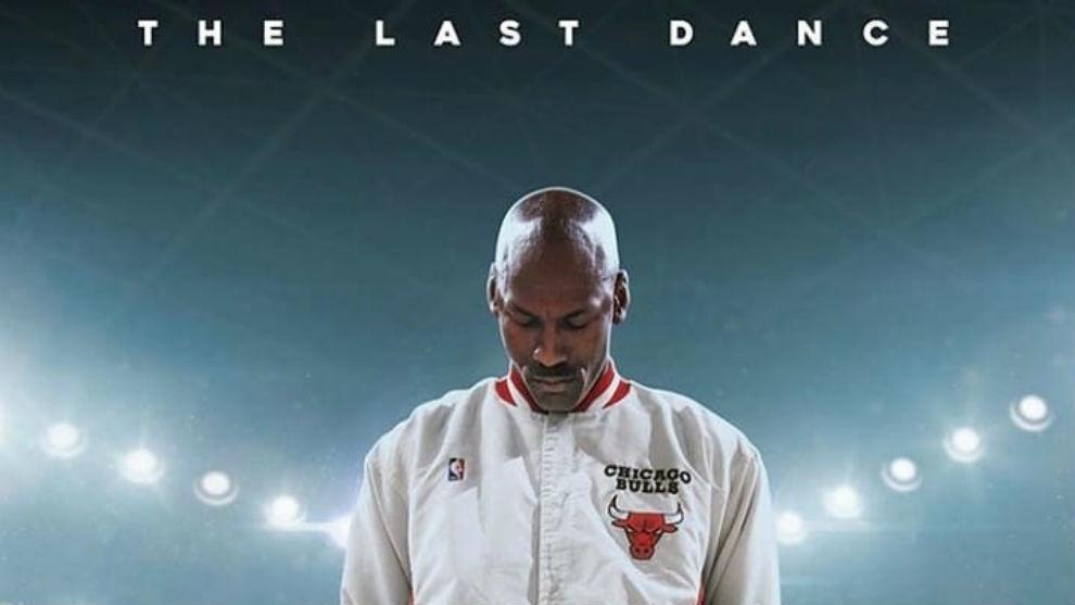 Cartel de 'The Last Dance'